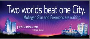 Two Worlds Beat One City Billboard