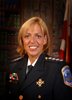 Police Chief Cathy Lanier