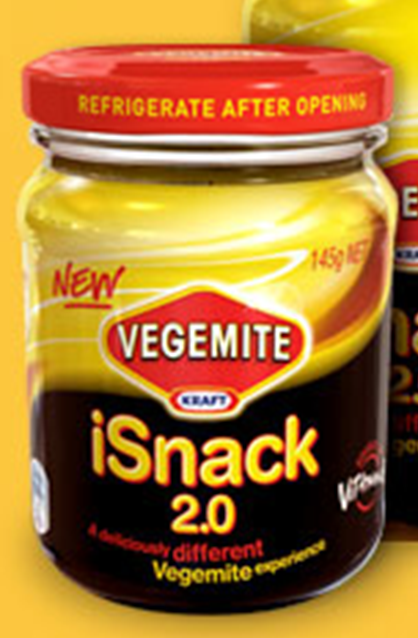 brand naming kraft foods isnack 2 o Kraft australia - free download as  kraft foods australia is a subsidiary of kraft foods,  analyze why the target segment rejected the brand name 'isnack 20' for.