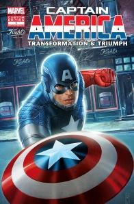 Kiehls Comic Book Cover