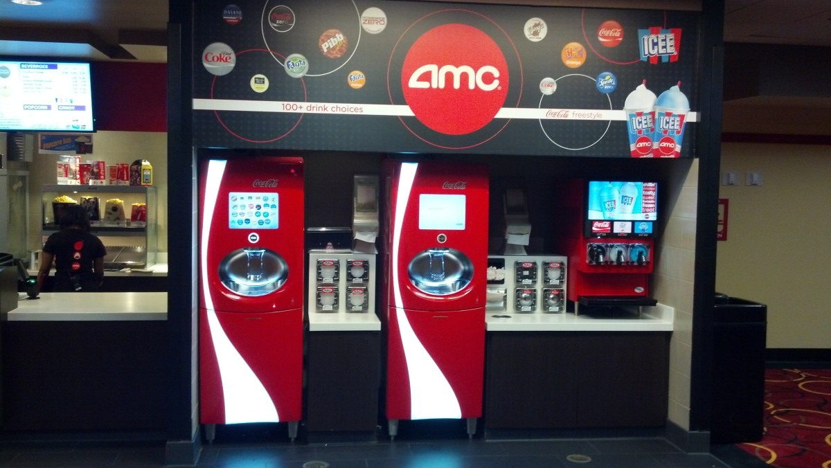 Amc Headquarters Plaza 10 Coca Cola Freestyle Stratgo