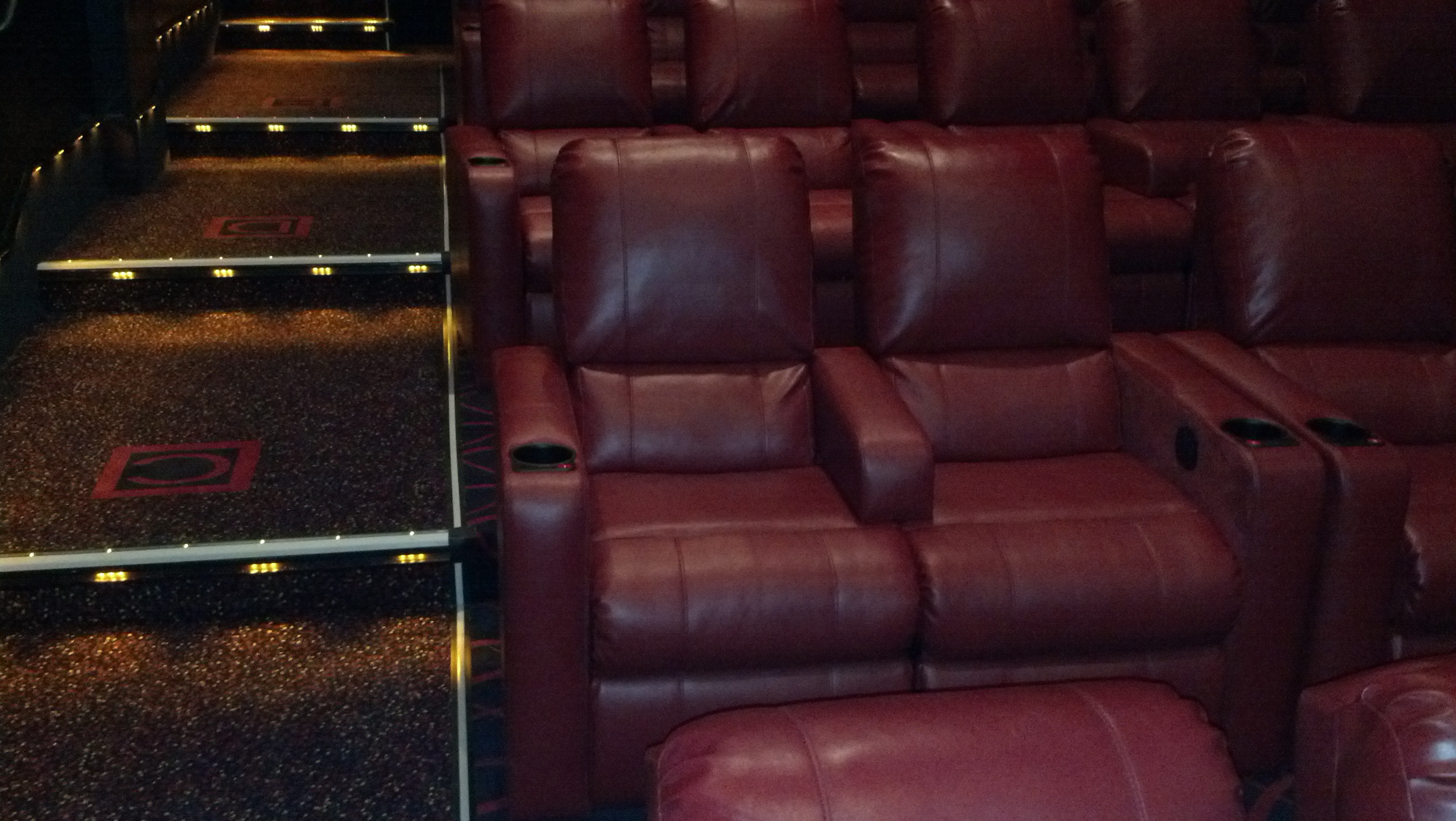 Customer Treats AMC Transforms Movie Watching Experience with
