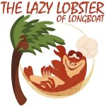 Logo: Lazy Lobster.