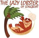 Logo: Lazy Lobster.
