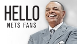 Brooklyn Nets Head Coach Lionel Hollins. Photo: Brooklyn Nets website.