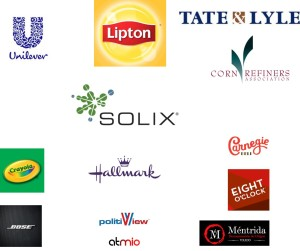 Harvey Chimoff has worked for or provided business services to these companies and brands.