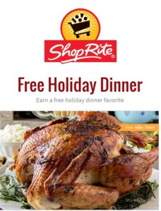 ShopRite Free Turkey Promotion